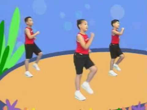 1-3年級健康操連續動作.wmv - YouTube