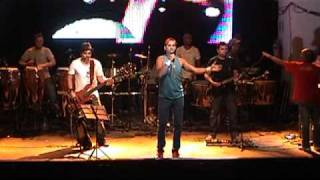 Kiko Luz - ao vivo em salvador na (Madrre) - Rey da Rua
