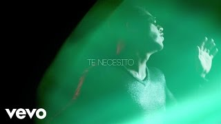 Samo - Te Necesito (Lyric Video)
