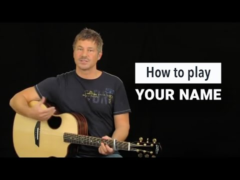paul-baloche-how-to-play-your-name-leadworshipdotcom
