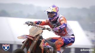 Racer X Films: 2018 RedBud Motocross of Nations | Saturday