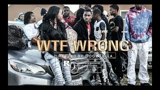 Lil Buzz ft Lil kayla - WTF Wrong ( official Video) DIR. @DocDolla_