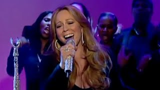 "Mariah Carey ""I Wanna Know Whoaaaah!!"" Live Vocals Comparison - I Want To Know What Love Is"