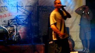 Eldo Rozmowa Mazury Hip-Hop Festiwal Giżycko 2009 Eldoka