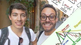 TRADING VLOG - Con Marcello Ascani a Roma