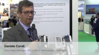 Intervista a Daniele Corali di ABB a OMC 2017, Ravenna 29-31 Marzo