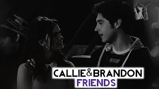 Callie & Brandon | We're Not Friends