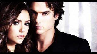 Elena escolhe ficar com Damon dublado