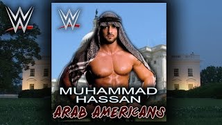 "WWE: ""Arab Americans"" (Muhammad Hassan) Theme Song + AE (Arena Effect)"
