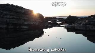 Madsonik - Drift And Fall Again Sub español & Lyrics  ft Lola Marsh Criminal Soundtrack