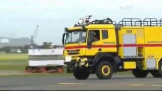 Navegantes: Bombeiros Voluntários assumem seção no Aeroporto Internacional