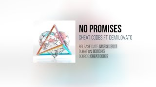 [Lyrics + Vietsub] No Promises - Cheat Codes ft. Demi Lovato