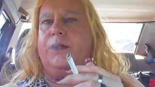 Long Nail Smoking