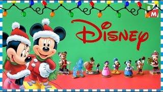 Um conto de Natal do Mickey - Caixa de bonecos - Mickey´s Christmas Carol