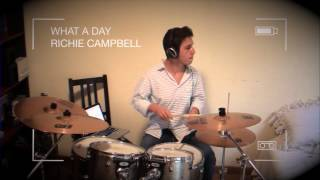 What a day - Goncalo Lemos - Drum cover