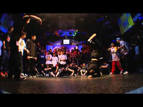 East side b-boys vs Ruffneck Attack part 2
