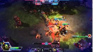 Heroes of Storm : Zeratull Megakill