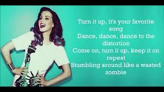 Chained to the Rhythm (Lyrics) - Katy Perry ft. Skip Marley