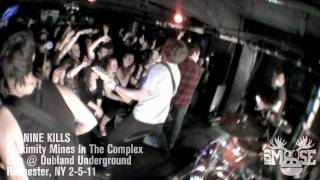 ICE NINE KILLS - Proximity Mines In The Complex (Live)