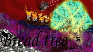 Bread tree 2D animation DOOMS DAY end of the world