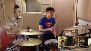 Get Me Bodied - Drum Cover