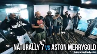 Naturally 7 Vs Aston Merrygold 'Get Stupid'