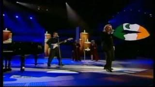 Eurovision 2000 23 Ireland *Eamonn Toal* *Millennium Of Love* 16:9 HQ