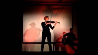 Masa Golob - El Tango de Roxanne from Moulin Rouge (violin cover)