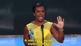 [LEGENDADO] Uzo Aduba - SAG Awards Acceptance Speech - 2015
