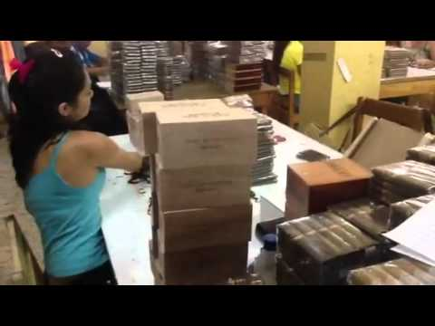 Nicaragua Trip Part 23: More Packaging from the A.J. Fernandez Factory