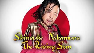 Shinsuke Nakamura   The Rising Sun Entrance Theme-messi