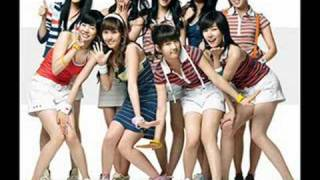 Girl's Generation: Touch the Sky (Male Version)