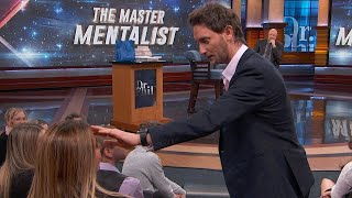 Master Mentalist Shows How The Mind Can Have Control And Power Over A Person's Body