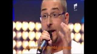 """AC/DC - """"Thunderstruck"""". Interpretarea lui Alexandru Doicin, la X Factor!"""