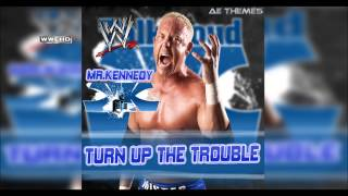 "WWE: ""Turn Up The Trouble"" (Mr. Kennedy) [V3 & V4] Theme Song + AE (Arena Effect)"