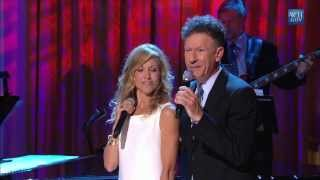 "Sheryl Crow and Lyle Lovett - ""I'll Never Fall In Love Again"" 