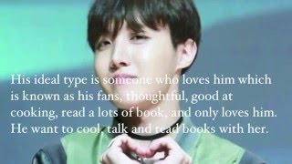 [BTS] J-HOPE FACTS YOU NEED TO KNOW!!!