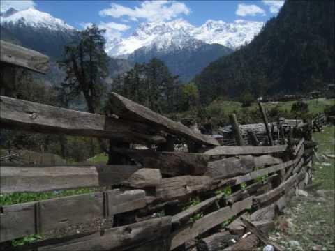 Nepal Trekking Annapurna 2011 (3:40min)