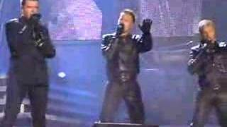 Westlife Live In Manchester 4/6 - Us Against The World