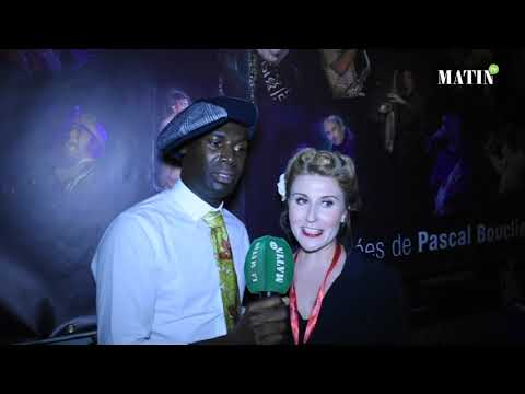 Video : Joseph & charlotte, deux danseurs de swing participent à Tanjazz 2019