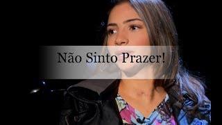 """Não Sinto Prazer Em Fazer Sexo! Diz Lais Souza"""""""