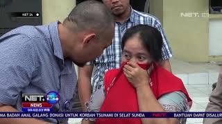 Seorang Ibu Rumah Tangga di Surabaya Yang Jadi kurir Sabu Diciduk Polisi - NET24