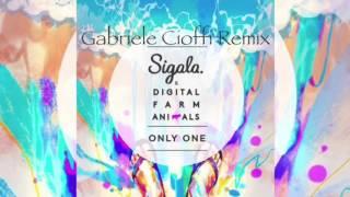 Sigala X Digital Farm Animals - Only One (Gabriele Cioffi Remix)