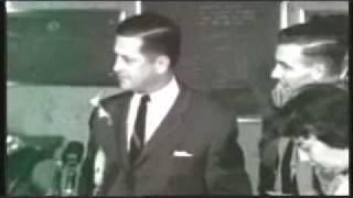 JFK - Lee Harvey Oswald's Brother Robert Looks Uncomfortable Before Cameras