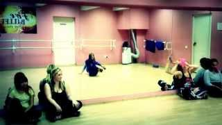 Стриппластика  Strip dance (начинающие) связка с занятий в Fire Ballet dance studio. Birthday Sex