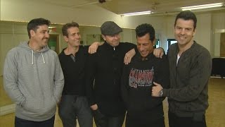 Inside NKOTB Tour Rehearsals: 'Our Audience Is Always Part of Our Show'
