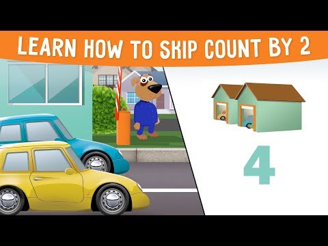 Learn How to Count by Twos
