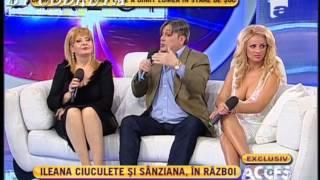 Cornel si Ileana Ciuculete vs. Sanziana Buruiana la Acces Direct