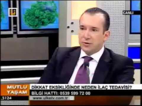 Dr.İbrahim Bilgen Dikkat eksikliği hiperaktivitede ilaç tedavisi şart mı?