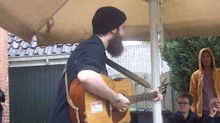 Adam Barnes - Hit me baby one more time @FromTheGarden 31/05/15